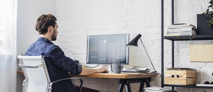 Компютри и лаптопи за продуктивен домашен офис
