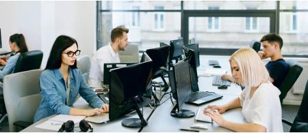 Защо бизнесът избира компютърна техника втора употреба?